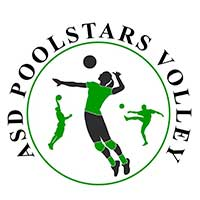 Logo Asd poolstars volley