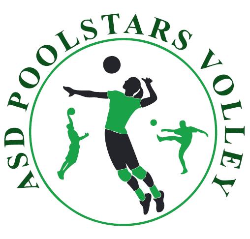 Asd Poolstars Volley Logo
